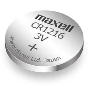 maxell cr1216