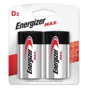 Blister de pila d energizer 2 unidades