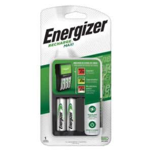 cargador de pila energizer maxi