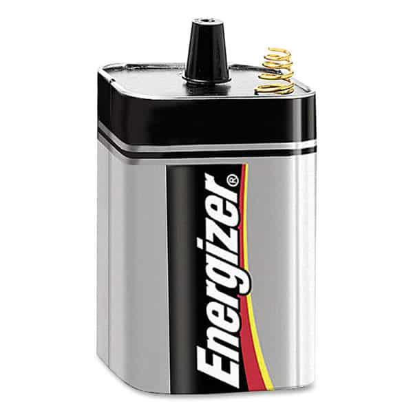 pila energizer 6v