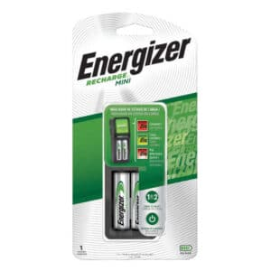 pilas energizer mini recargable + 2