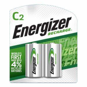 pilas recargables tipo c marca energizer