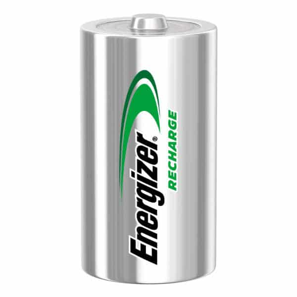 una pila recargable energizer