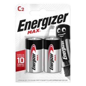 blister de 2 pilas energizer C