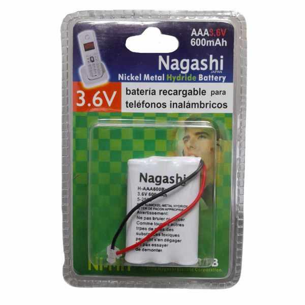 nagashi AAA 3.6v fullpila - FullPila